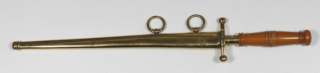 Kadetdolk Danmark M/1848