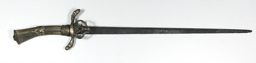 Tysk Hirschfænger sabel
