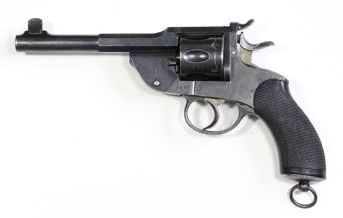 Dansk Marinepistol M/1831