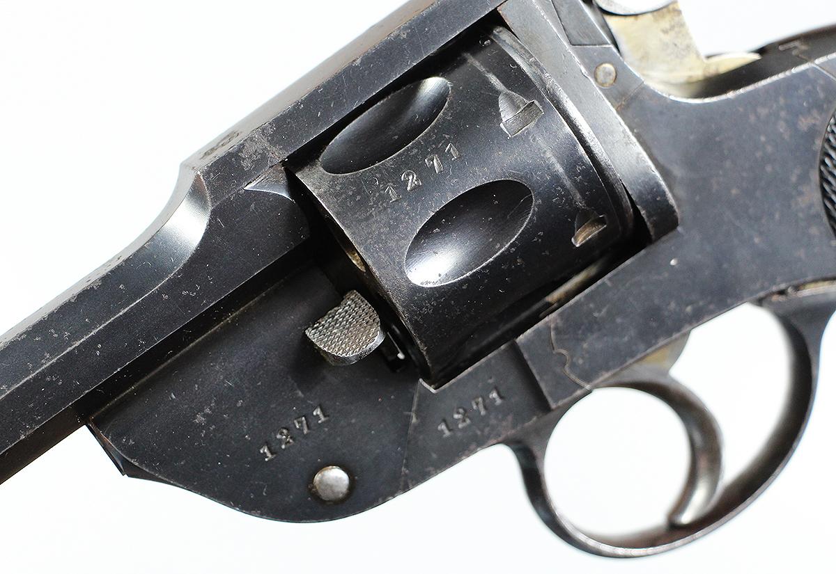Dansk Marine Pistol M/1891