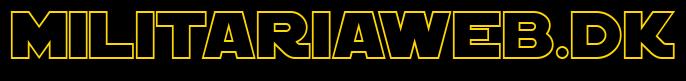 militariaweb.dk Logo